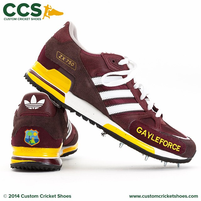 chris gayle gayleforce cricket shoes